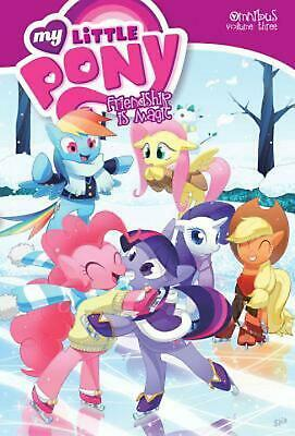 My Little Pony Omnibus, Volume 3 by Christina Rice (English) Paperback Book Free