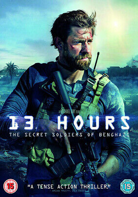 13 Hours DVD (2016) Max Martini