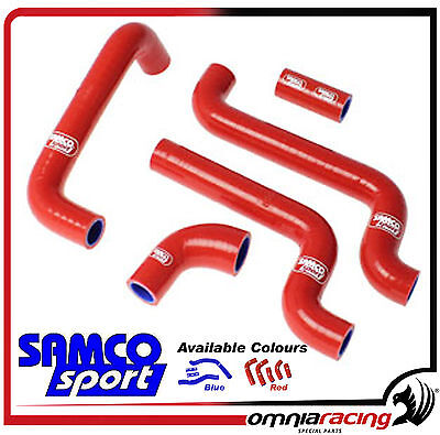 Kit Tubi Radiatore Samco Sport Aprilia RS 125 2005 05>11Silicon Hose Kit APR-5