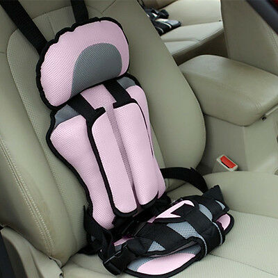 Portable Baby/Kids/Children Car Carrier Safety Seat cover Cushion Mesh harness