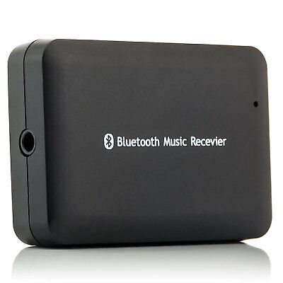 Bluetooth Audio Dongle Adapter Auto KFZ Empfänger Wireless Radio Musik Sound AUX