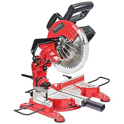 10 inch 15 amp Compound Miter Saw with laser alignment system