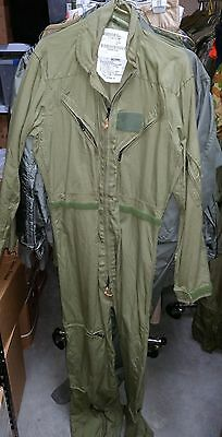 New Raaf Flight Suit Coveralls - Australian Air Force Issue