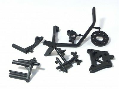 Hpi 85033 Support Set (Nitro 3) [Chassis Parts] New Genuine Hpi Racing R/c Part!