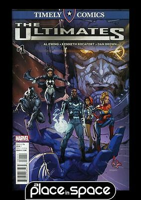 Timely Comics: Ultimates #1 (Wk26)