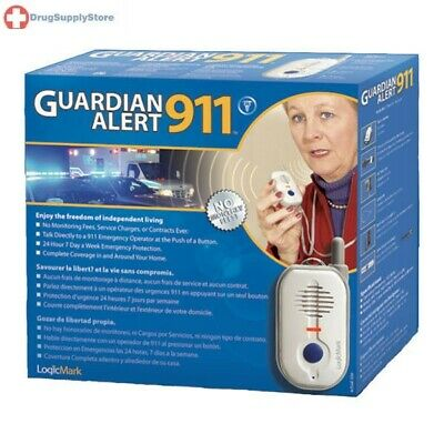 Guardian Alert 911 personal emergency response system