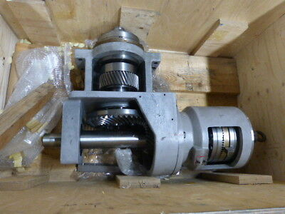 Man Roland AK-9 Coupling Gear Box Clutch Assembly ! WOW !