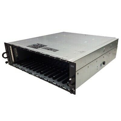 Dell PowerVault MD1000 Storage Disk Array w/ 2x JT517 & 2x 488W Power Supplies