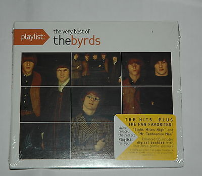 CD/THE VERY BEST OF THE BYRDS/Columbia 8869739319 2/SEALED NEU NEW
