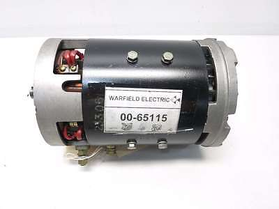 New Warfield 00-65115 Forklift Drive Motor 24V-Dc D533093