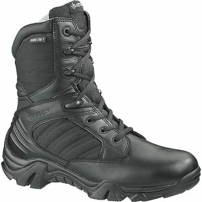 Bates Mens GX-8 Side Zip Boot with GORE-TEX