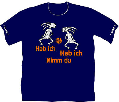 Volleyballshirt Volleyball T-Shirt Trikot Beach Turnier Netz Trainingslager 8