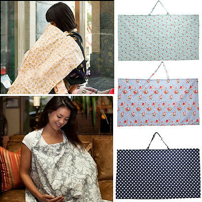 3 in 1 Baby Mum Breastfeeding Nursing Poncho Cover Up Blanket Shawl Udder Covers