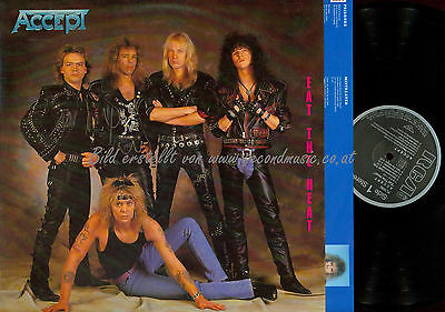 Lp-Accept Eat The Heat // Pl 74083 // Ois //
