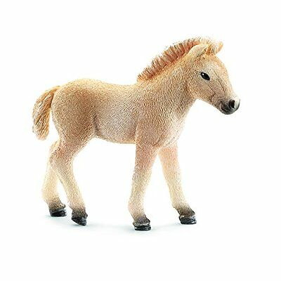 Schleich Fjord Horse Foal Toy Figure New