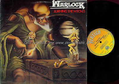 Lp--Warlock Burning The Witches // 830902-1