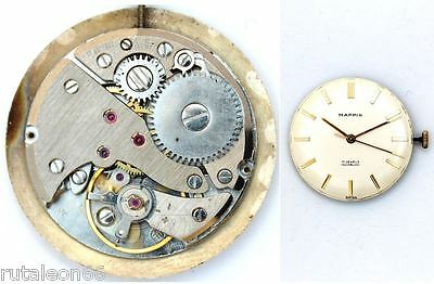 MAPPIN  FHF 72  original watch movement working  great condition  (3133)
