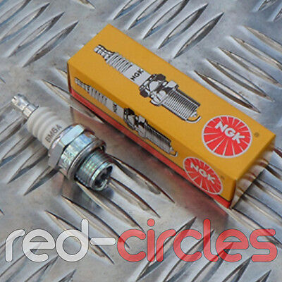 NGK BM6A PERFORMANCE 47cc + 49cc MINIMOTO MINI MOTO DIRT BIKE SIZE SPARK PLUG