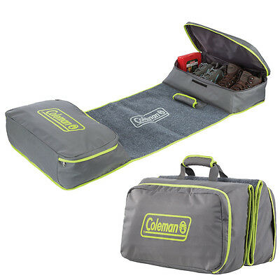 Coleman CarryAll Camp Mat Plus Neon/Grey 2000018199