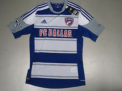 Camiseta FC Dallas Away 12/13 Original Adidas Talla S M L XL XXL