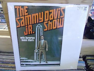 Sammy Davis Jr with Suprise Guest Stars vinyl LP Reprise [Mono] Records Sealed