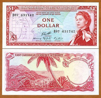 Eastern East Caribbean UNC /> Upgraded $50 2016 ND P-New