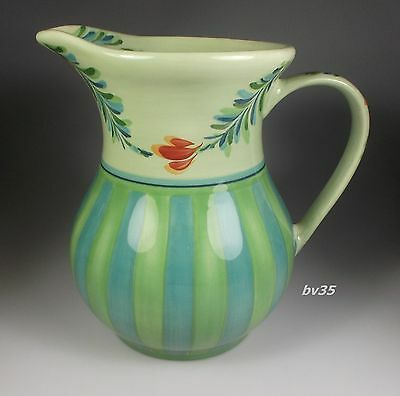 "GAIL PITTMAN PROVENCE 48 ounce PITCHER  7 5/8"" - PERFECT!"