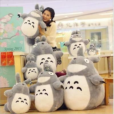 2017 Studio Ghibli My Neighbor Totoro Grin Totoro Plush Doll New Toy