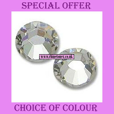 1500 Hotfix Iron-on Rhinestones SPECIAL SS6 SS10 or SS16 (1000) - FREE POST