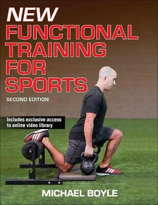 New Functional Training for Sports by Michael Boyle Paperback Book (English)