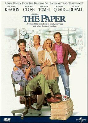 The Paper DVD