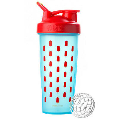 Blender Bottle Special Edition 28 oz. Shaker with Loop Top - Summer Pop