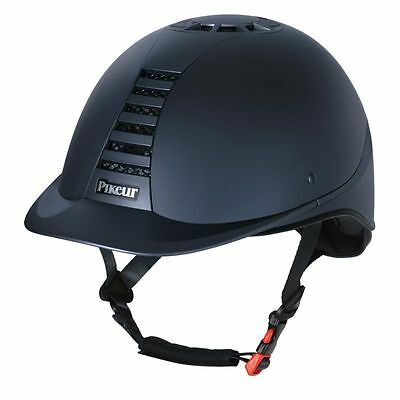 Pikeur Reithelm Pro Safe Excellence navy SALE UVP:279€