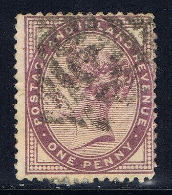 Great Britain #89(38) 1881 1 pence lilac Victoria Used CV$2.00