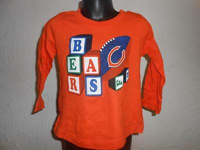 cb3c6999f New-Minor Flaw-Chicago Bears Toddler Size 2T shirt by NFL Team Apparel