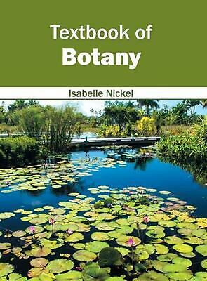Textbook of Botany (English) Hardcover Book Free Shipping!