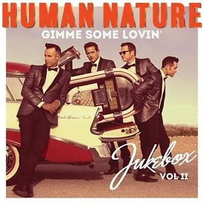 HUMAN NATURE (Personally Signed by HN) Gimme Some Lovin' Jukebox VOL II  CD NEW