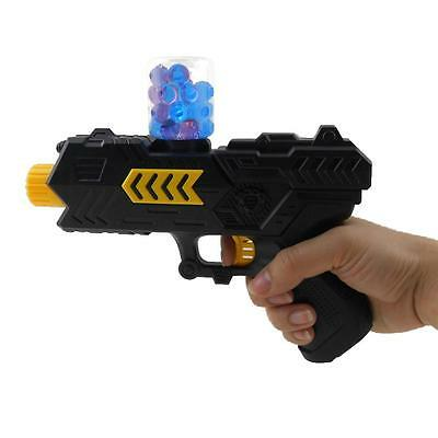 New Cool 2-in-1 Shooting Soft Bullet Water Crystal Paintball Gun Pistol Game Toy