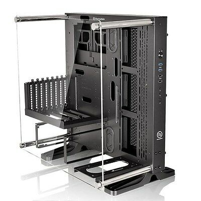 Thermaltake Core P3 Black Full Tower Gaming Case - USB 3.0