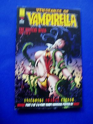 Vengeance of Vampirella 16 The Mystery Walk 3. Harris 1st print.  VFN.