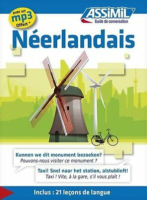 Guide Neerlandais Ed Hanssen French and European Publications Inc ASSIMIL Broche