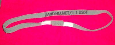 Helmet Bands - Elastic Fits M1 Steel, All Types Of Fritz &  Modern