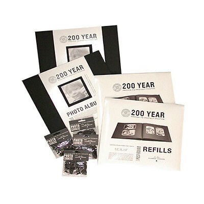 "John Porter Everyday Archives 12"" X 12"" Black Refill Sheets (10 Sheets) New!!"