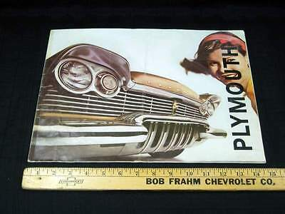 1957 Plymouth Belvedere, Plaza, Savoy Car Sales Brochure