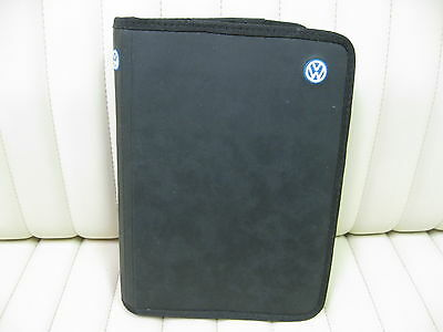1999 Volkswagen VW Beetle Bug  Car Owners Instruction Book Glove Box Manual