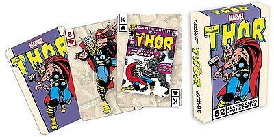 Thor (Marvel Comics) set of 52 playing cards (nm 52252)