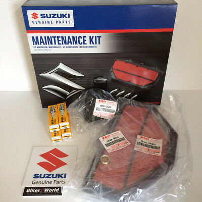 Suzuki Genuine Service Maintenance Kit - GSXR600 GSXR750 K4-K5 (2004-2005)