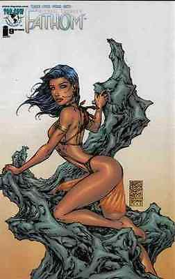 Michael Turner's Fathom #9 Cover C Near Mint 1998 Top Cow Image