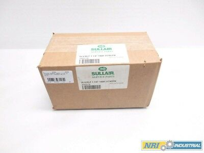 New Sullair 040276 140Psi 1-1/4 In 1175Cfm Npt Threaded Relief Valve D533997