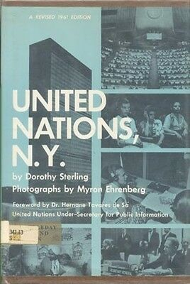 United Nations, New York City, 1961 Book